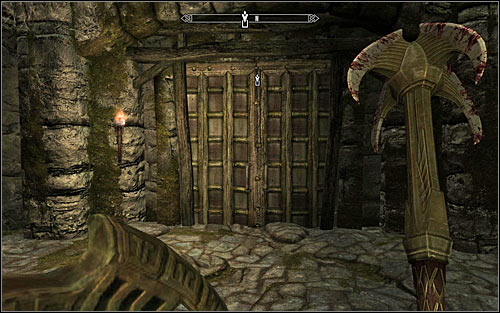 You now have to return to the north room of the prison, killing one guard on the way - Rescue from Fort Kastav | Imperial Legion Quests - Imperial Legion Quests - The Elder Scrolls V: Skyrim Game Guide