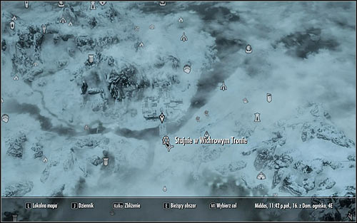 Open the world map and you'll see that Windhelm has been temporarily removed from the list of available locations - Battle for Windhelm - Imperial Legion Quests - The Elder Scrolls V: Skyrim - Game Guide and Walkthrough