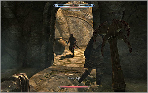 No matter which option you choose, you need to get rid of every Imperial Legion soldier - The Jagged Crown - p.2 | Stormcloak Rebellion Quests - Stormcloak Rebellion Quests - The Elder Scrolls V: Skyrim Game Guide