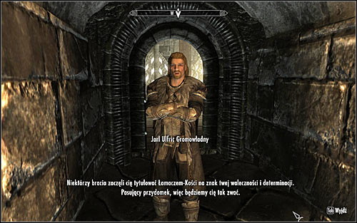 This objective will appear in your journal after you complete the Rescue from Neugrad - Liberation of Skyrim - p.1 | Stormcloak Rebellion Quests - Stormcloak Rebellion Quests - The Elder Scrolls V: Skyrim Game Guide