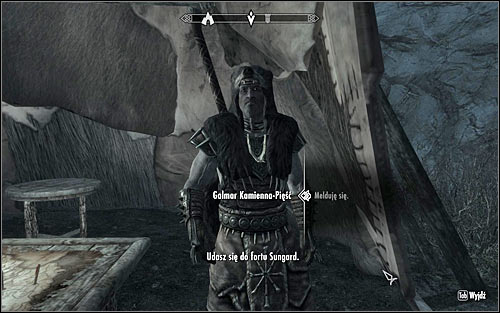 You can continue with the current quest after the Compelling Tribute - Liberation of Skyrim - p.1 | Stormcloak Rebellion Quests - Stormcloak Rebellion Quests - The Elder Scrolls V: Skyrim Game Guide