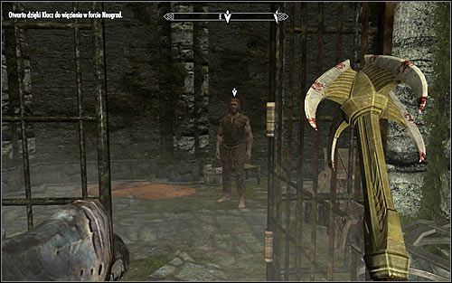 There are four Stormcloak soldiers in this location (the above screen) - Rescue from Neugrad - p.1 | Stormcloak Rebellion Quests - Stormcloak Rebellion Quests - The Elder Scrolls V: Skyrim Game Guide