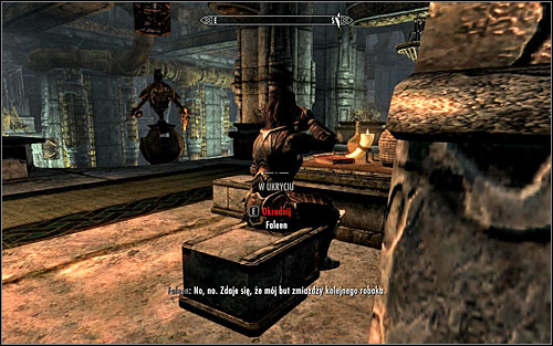 If youre having problems with stealing from a moving target, you can wait for another right moment, for example when one of them sits at a table to eat (the above screen) - Compelling Tribute - p.1 | Stormcloak Rebellion Quests - Stormcloak Rebellion Quests - The Elder Scrolls V: Skyrim Game Guide