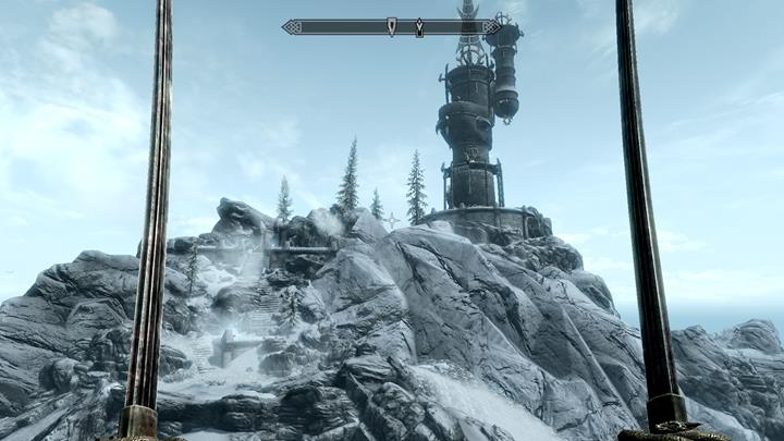 Reaching the tower is rather troublesome - Whispers of the Mountains | Quests in the game - Quests in the game - The Elder Scrolls V: Skyrim Game Guide