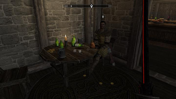 You must go to Jerall View tavern between 4PM and 12AM - Against the Cutters | Quests in the game - Quests in the game - The Elder Scrolls V: Skyrim Game Guide