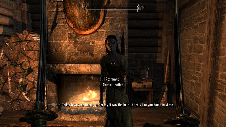 A woman approaches you in the inn and asks you for help - Alammus Veil | Quests in the game - Quests in the game - The Elder Scrolls V: Skyrim Game Guide