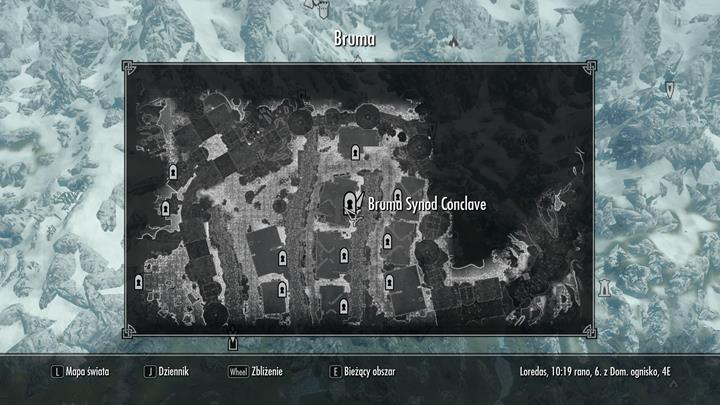Where to start the quest: The Synod Enclave - Undeath at Underpall | Quests in the game - Quests in the game - The Elder Scrolls V: Skyrim Game Guide