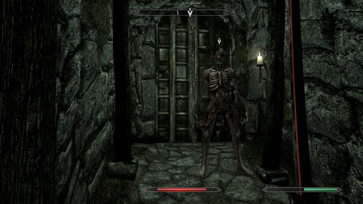 Soon, you encounter a strange creature called Undead Servitor - Undeath at Underpall | Quests in the game - Quests in the game - The Elder Scrolls V: Skyrim Game Guide