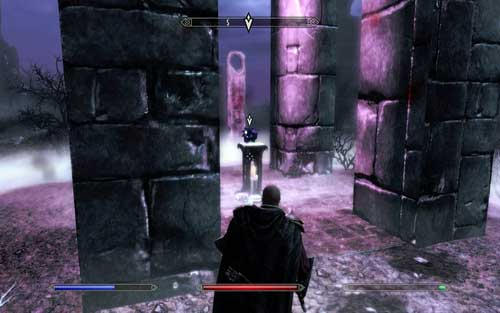 When you get closer, the area will turn purple and the souls will change into deadly skeletons - Find Arvak's skull in the Soul Cairn - Mutual side missions - The Elder Scrolls V: Skyrim - Dawnguard - Game Guide and Walkthrough