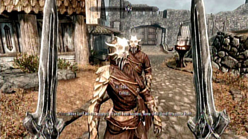 In order to play Dragonborn, you will have to meet a few conditions - Find out who sent the cultists - Main story mode - Dragonborn - The Elder Scrolls V: Skyrim - Dragonborn - Game Guide and Walkthrough