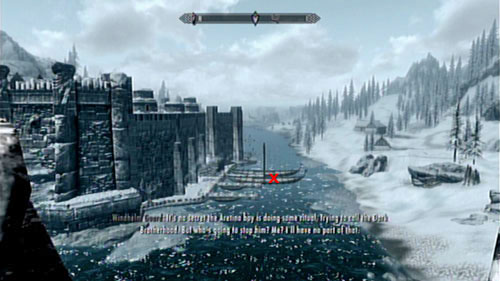 Travel to Solstheim | Main story mode - Dragonborn - The Elder ...