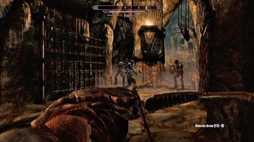 Regardless of which corridor you follow, you will eventually end up in the exact same place - the choice is just illusive - Find the source of Miraak's power - Main story mode - The Temple of Miraak - The Elder Scrolls V: Skyrim - Dragonborn - Game Guide and Walkthrough