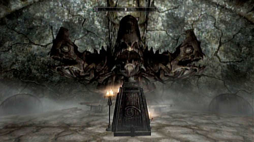 Frea will lead you to the recently unlocked passage - Find the source of Miraak's power - Main story mode - The Temple of Miraak - The Elder Scrolls V: Skyrim - Dragonborn - Game Guide and Walkthrough