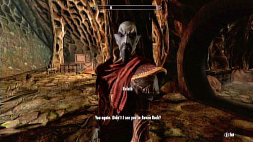 He will tell you that the secret of Miraak can be learned only by finding and examining the Black Books - Talk to Neloth - Main story mode - Path of Knowledge - The Elder Scrolls V: Skyrim - Dragonborn - Game Guide and Walkthrough
