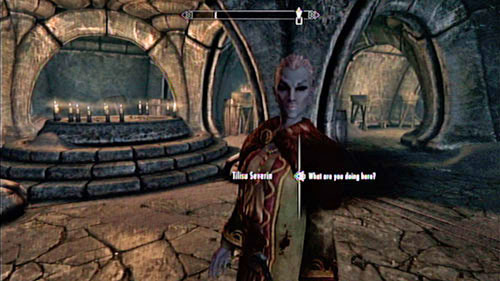 After identifying the woman who visited the Ulen Ancestral Tomb, you can speak to her - Served Cold - Side missions - Raven Rock - The Elder Scrolls V: Skyrim - Dragonborn - Game Guide and Walkthrough