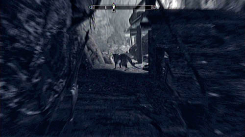 Go past the quest giver and down the stairs - The Final Descent - Side missions - Raven Rock - The Elder Scrolls V: Skyrim - Dragonborn - Game Guide and Walkthrough