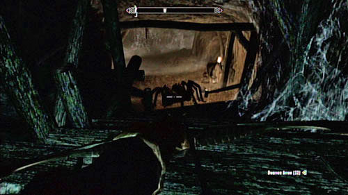 Head onwards along the platforms - The Final Descent - Side missions - Raven Rock - The Elder Scrolls V: Skyrim - Dragonborn - Game Guide and Walkthrough