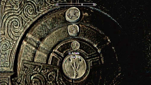 After crossing all the magical bridges, you will reach a room with a puzzle-door - Lost Legacy - Side missions - Skaal Village - The Elder Scrolls V: Skyrim - Dragonborn - Game Guide and Walkthrough