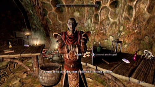 Notice - Old Friends - Side missions - Tel Mithryn - The Elder Scrolls V: Skyrim - Dragonborn - Game Guide and Walkthrough