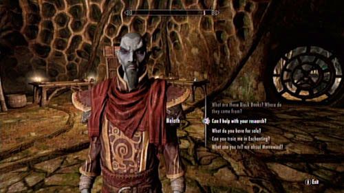 Notice - Reluctant Steward - Side missions - Tel Mithryn - The Elder Scrolls V: Skyrim - Dragonborn - Game Guide and Walkthrough