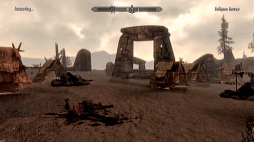 Once you reach Kolbjorn Barrow, you will come across traces of a battle - Unearthed - Side missions - Kolbjorn Barrow - The Elder Scrolls V: Skyrim - Dragonborn - Game Guide and Walkthrough