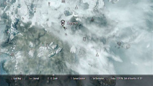 Kagrumez   Unmarked missions - The Elder Scrolls V: Skyrim ...