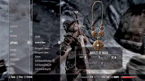 In order to propose, you have to speak with the priest of Mara - Maramal - and buy an Amulet of Mara from him - Marriage - Other - The Elder Scrolls V: Skyrim - Dragonborn - Game Guide and Walkthrough