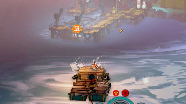 How to upgrade the raft? | Crafting - The Flame in the Flood Game
