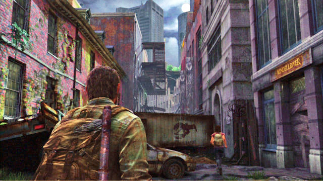 How To Turn Off Flashlight On Iphone >> The Museum   The Outskirts - The Last of Us Game Guide   gamepressure.com