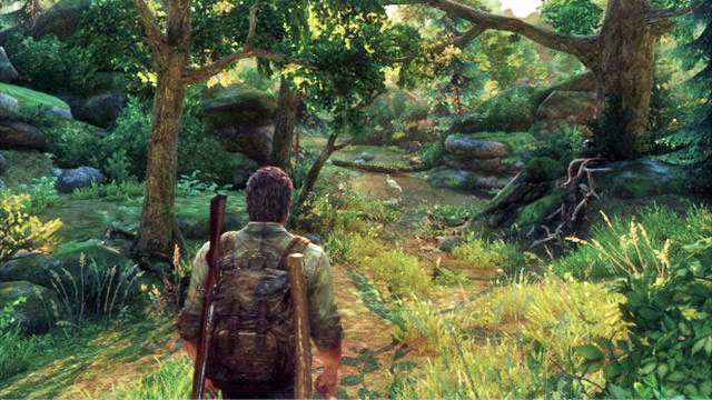 The Woods Bill S Town The Last Of Us Game Guide