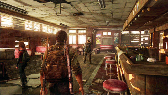 The last of us training manuals how to use