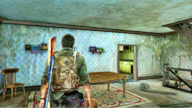 suburbs the suburbs the last of us game guide. Black Bedroom Furniture Sets. Home Design Ideas