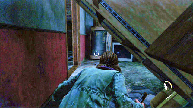 Lighting Basement Washroom Stairs: Lakeside Resort - The Last Of Us Game Guide