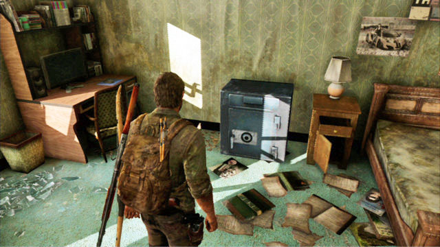 suburbs suburbs artifacts and pendants the last of us game guide. Black Bedroom Furniture Sets. Home Design Ideas
