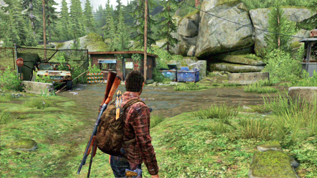 Tommys Dam Artifacts And Pendants The Last Of Us Game Guide - Map of powered dams in the us