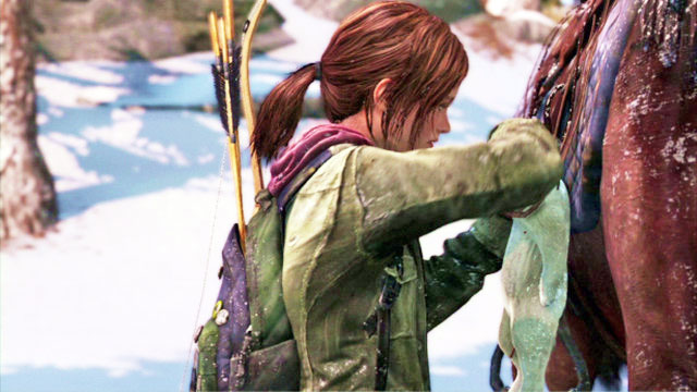 You receive it automatically after the completion of the previous stage - Lakeside Resort - Artifacts and pendants - The Last of Us - Game Guide and Walkthrough