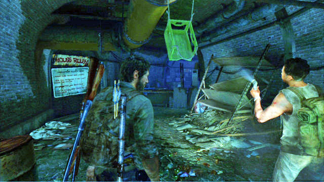 all manuals the last of us