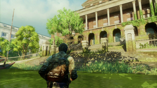 The Capitol Building Text Maps The Outskirts The Last Of - The last of us multiplayer maps