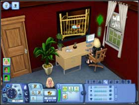 129 - Sim's House - Furnishing the house - Sim's House - The Sims 3 - Game Guide and Walkthrough