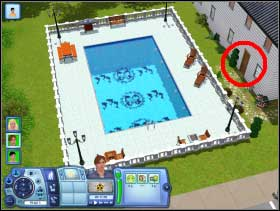 128 - Sim's House - Furnishing the house - Sim's House - The Sims 3 - Game Guide and Walkthrough