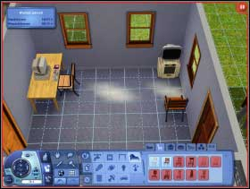 123 - Sim's House - Furnishing the house - Sim's House - The Sims 3 - Game Guide and Walkthrough