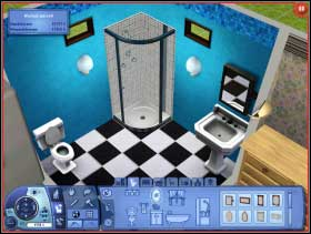 121 - Sim's House - Furnishing the house - Sim's House - The Sims 3 - Game Guide and Walkthrough