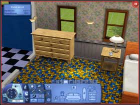 119 - Sim's House - Furnishing the house - Sim's House - The Sims 3 - Game Guide and Walkthrough