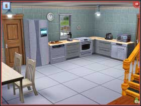 117 - Sim's House - Furnishing the house - Sim's House - The Sims 3 - Game Guide and Walkthrough