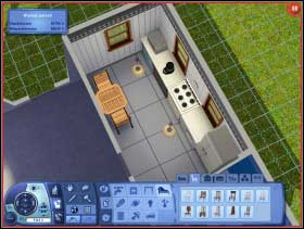 116 - Sim's House - Furnishing the house - Sim's House - The Sims 3 - Game Guide and Walkthrough