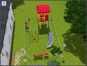 108 - Sim's House - Rebuilding the house - Sim's House - The Sims 3 - Game Guide and Walkthrough