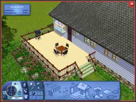 107 - Sim's House - Rebuilding the house - Sim's House - The Sims 3 - Game Guide and Walkthrough