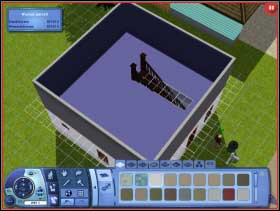 105 - Sim's House - Rebuilding the house - Sim's House - The Sims 3 - Game Guide and Walkthrough