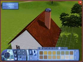 099 - Sim's House - Rebuilding the house - Sim's House - The Sims 3 - Game Guide and Walkthrough