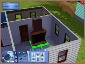 098 - Sim's House - Rebuilding the house - Sim's House - The Sims 3 - Game Guide and Walkthrough
